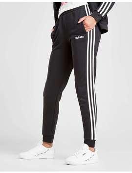 Adidas Girls' Core Badge Of Sport Fleece Joggers Junior by Jd Sports