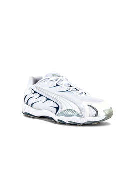 Inhale Og In Puma White & Gray Violet by Puma Select