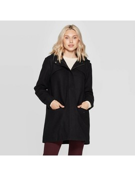 Women's Wool Duffel Coat   A New Day™ by A New Day