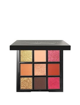 Be 9 Color Eyeshadow Palette   Be Fierce by Aesthetica Cosmetics