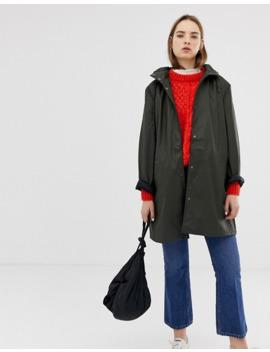 Minimum Rubber Raincoat by Asos