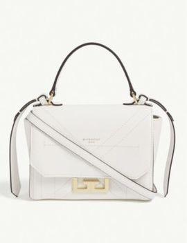 Eden Mini Leather Shoulder Bag by Givenchy