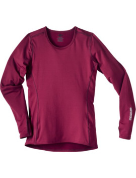 Hot Chillys Micro Elite Chamois Crewneck Base Layer Top   Women's by Rei