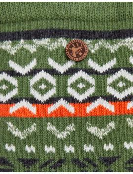 Birkenstock Cotton Jacquard Socks In Green by Birkenstock
