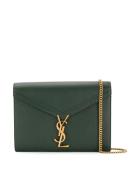 Cassandra Medium Top Handle Bag by Saint Laurent