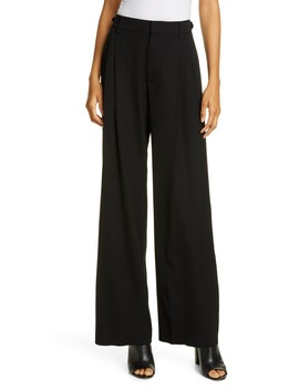 Wide Leg Trousers by Vince