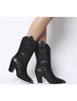 Kentucky Western Calf Boots by Office