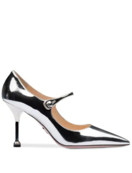 Mary Jane Pumps by Prada