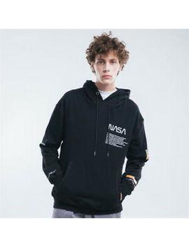 Nasa Heron Preston Lovers Hoodie Astronaut Sweater Black White Red Fashion Tops by Ebay Seller