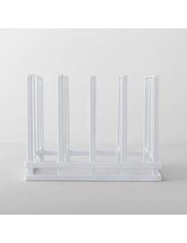 Kitchen Cabinet Pan Organizer White   Made By Design™ by Shop This Collection