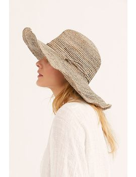 Marley Straw Hat by Free People