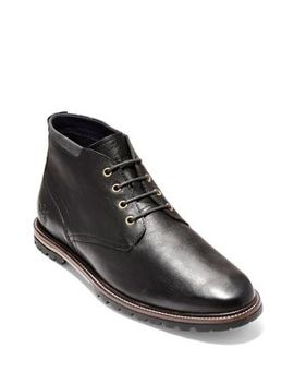 Feathercraft Grand Leather Boots by Cole Haan