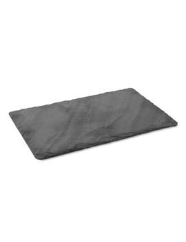 """Brooklyn Slate Cheese Board, Grey, 12"""" X 18"""" by Williams   Sonoma"""