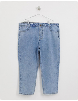 collusion-plus-x004-skater-jeans-in-vintage-light-wash by collusion