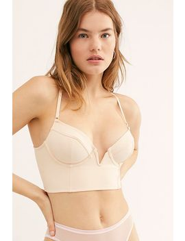 Brianna Longline Underwire Neo Bra by Intimately