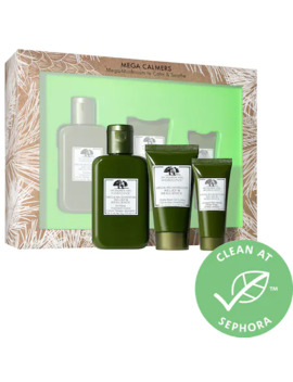 Mega Calmers Set: Mega Mushroom To Calm & Soothe by Origins