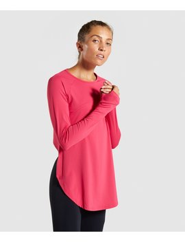 Captivate Long Sleeve Top by Gymshark