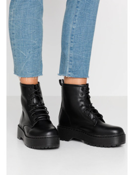 Lina   Platform Ankle Boots by Raid