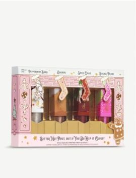 Better Not Pout, But If You Do Keep It Glossy Set by Too Faced