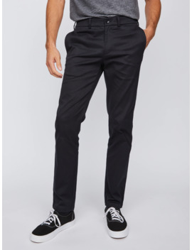 Everyday Pant In Slim Fit by Hill City