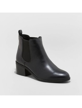 Women's Ellie Chelsea Bootie   A New Day™ by A New Day