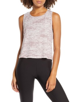 Work For It Crop Tank by Zella