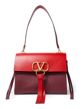 Valentino Garavani Vring Medium Color Block Shoulder Bag by Valentino