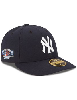 Men's New York Yankees New Era Navy Subway Series Lp 59 Fifty Fitted Hat by Ml Bshop