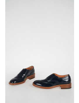 Mm22 Leather Oxford by Maison Margiela