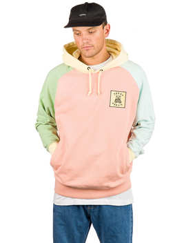 Classic Colorblock Hoodie by Teddy Fresh