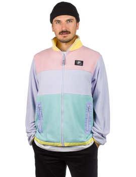 Pastel Polar Fleece Jacket by Teddy Fresh