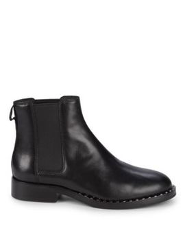 Wino Studded Leather Chelsea Boots by Ash