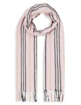 Icon Stripe Cashmere Scarf by Burberry