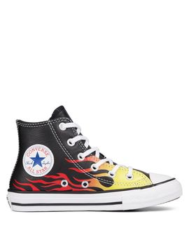 Chuck Taylor All Star Flame High Top by Converse