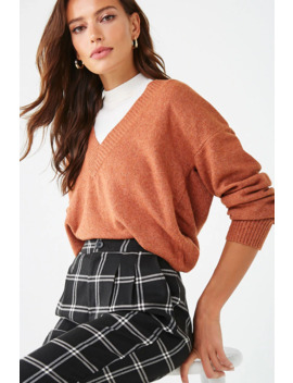 V Neck Sweater by Forever 21