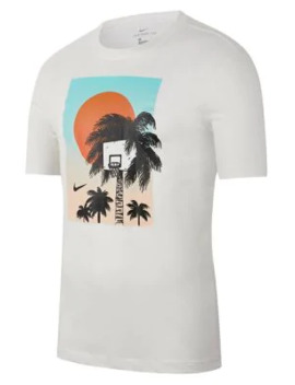 Hoops Paradise Graphic T Shirt by Nike