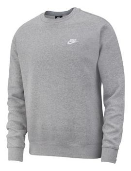 Cotton Blend Long Sleeve Tee by Nike
