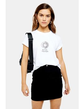 Petite Better Together T Shirt by Topshop
