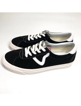 Vans Mens Anaheim Factory Style 73 Dx In Og Black by Vans  ×