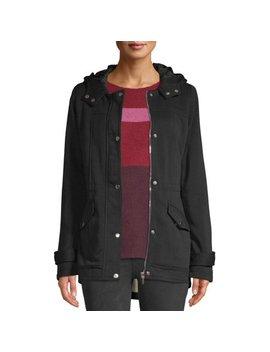 Yoki Women's Sherpa Lined Fleece Jacket by Yoki