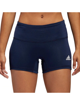 Women's Adidas Volleyball Midrise Shorts by Adidas