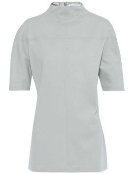 Wool Felt Top by Jil Sander