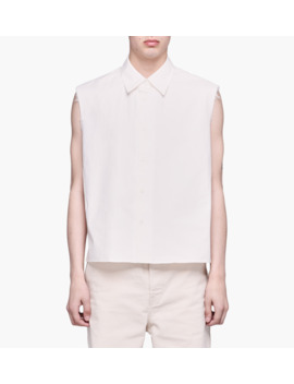 Sleeveless Company Shirt by Our Legacy