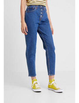Exposed Button Mom Jean   Jeans Relaxed Fit by Levi's®