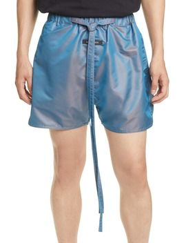 Military Physical Training Nylon Shorts by Fear Of God