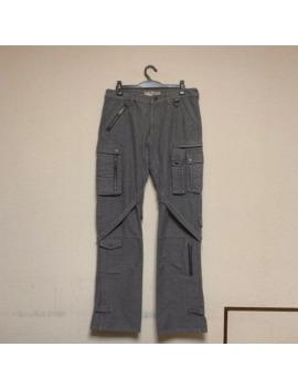 Katherine Hamnett Tactical Parachute Army Style Cargo Pant by Katharine Hamnett London  ×