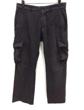 Katharine Hamnett Striped Design Trousers Cargo Pant by Katharine Hamnett London  ×