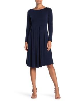 Knit Midi Dress (Petite) by West Kei