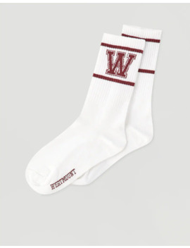 Varsity High Socks by Pull & Bear