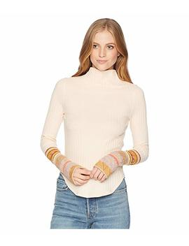 Mixed Up Cuff Top by Free People